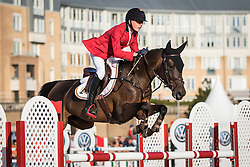 Housen Alexander, (BEL), Bodyssee des Avelines<br /> Pony European Championships Malmö 2015<br /> © Hippo Foto - Lotta Gyllensten