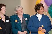 Baker Center Dedication..Women's Center...Judith Grant,Merle Graybill,MS. MONICA JONES