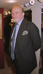 MR CLAUS VON BULOW at a reception in London on 10th June 1998.<br /> MIE 17