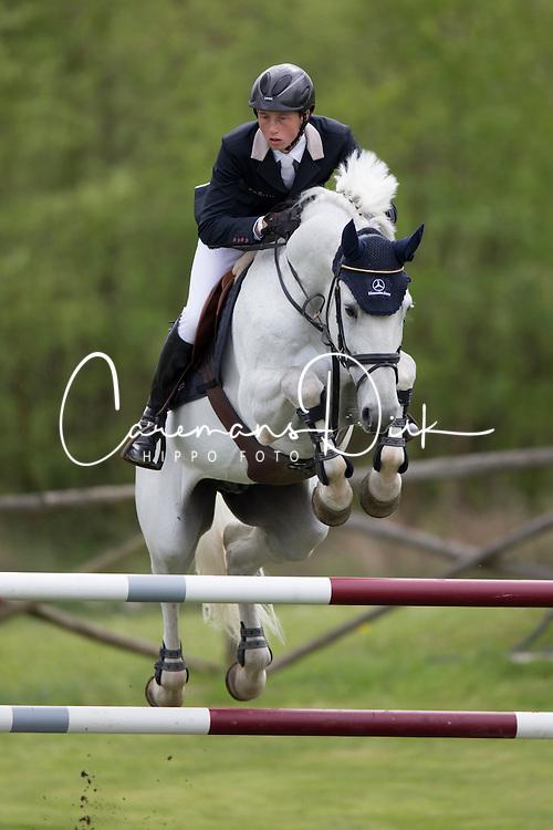 Fuchs Martin, (SUI), Conte Della Caccia <br /> Prijs Stephex<br /> Longings Spring Classic of Flanders - Lummen 2015<br /> © Hippo Foto - Dirk Caremans<br /> 30/04/15
