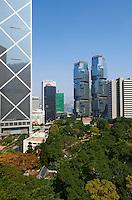 Chine, Hong Kong, Hong Kong Island, Hong Kong Park // China, Hong-Kong, Hong Kong Island, Hong Kong Park
