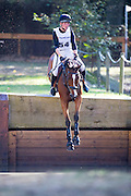 Felicity Ward - The Illusionist<br /> Eventing - Cross Country - Military Boekelo 2016<br /> © DigiShots