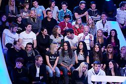 Publika na finalu Big Brother Slavnih, on December 12, 2010 in  Ljubljana, Slovenia. (Photo Sportida.com)