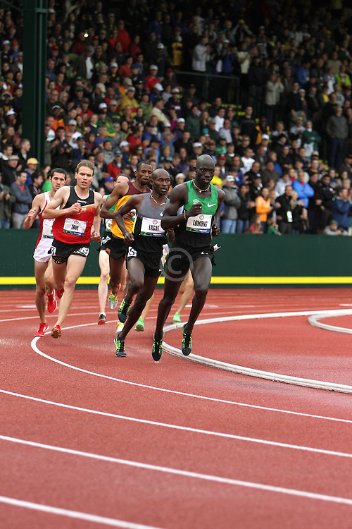 mens 5000 meters: Lopez Lomong