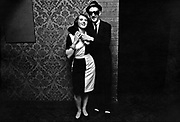A couple in Ska, 2 Tone, fashions, UK 1980