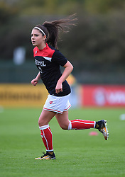 Carla Humphrey of Bristol City Women - Mandatory by-line: Paul Knight/JMP - 30/09/2017 - FOOTBALL - Stoke Gifford Stadium - Bristol, England - Bristol City Women v Yeovil Town Ladies - FA Women's Super League 1