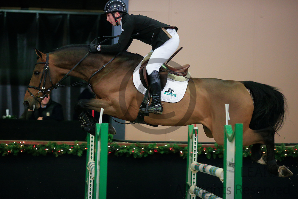 James Billington - Carrera VDL<br /> KNHS/KWPN GMB Hengstencompetitie Roosendaal 2012<br /> © DigiShots