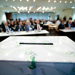 20110217: SLO, Football - General Assembly of NZS - Football Federation of Slovenia