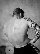 Strongman - oppkjøring til Norges Sterkeste Mann 2010 - Richard Skog og Espen Aune
