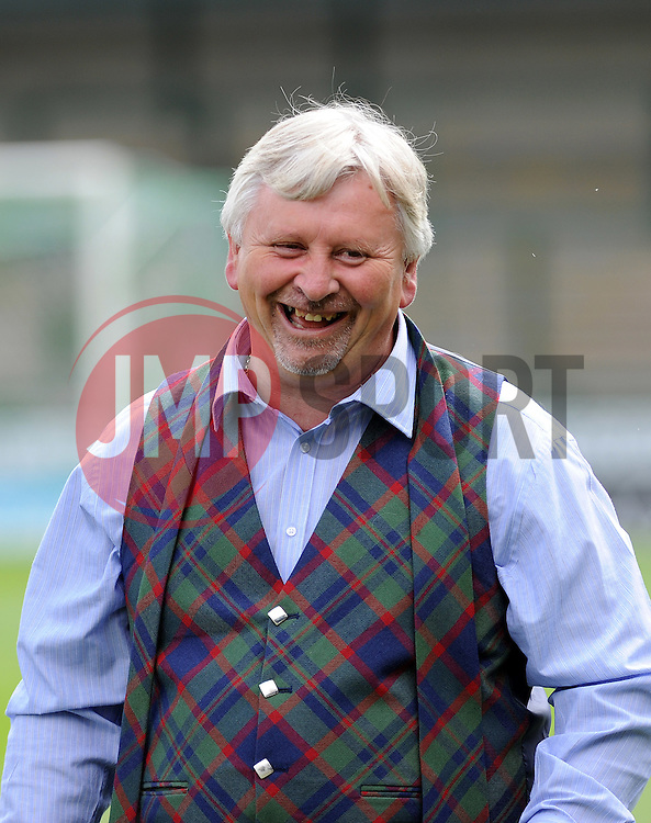 Yeovil Town manager Paul Sturrock - Mandatory byline: Neil Brookman/JMP - 07966386802 - 15/08/2015 - FOOTBALL - Huish Park -Yeovil,England - Yeovi Town v Bristol Rovers - Sky Bet League One