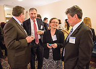 during the Hill Day reception held at Rayburn House Office Building in Washington, DC, on Wednesday, May 11, 2016. The American Association for Cancer Research (AACR), the Association of American Cancer Institutes (AACI), and the American Society of Clinical Oncology (ASCO) honored U.S. Representatives Kathy Castor (D-Fla.) and Chuck Fleischmann (R-Tenn.) for their outstanding leadership on behalf of cancer research during the reception. (Alan Lessig/)