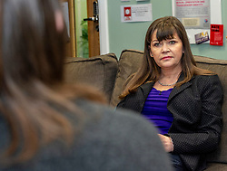 Pictured: Clare Haughey<br />