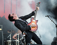 2019-06-05 | Norje, Sweden: David Cotterill performing at the Sweden Rock Festival ( Photo by: Roger Linde | Swe Press Photo )<br /> <br /> Keywords: Sweden Rock Festival, Norje, Festival, Sweden Rock Festival, SRF, Demon