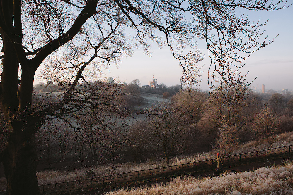 The Greenwich Observatory