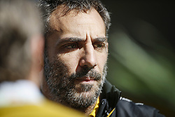 November 2, 2019, Austin, United States of America: Motorsports: FIA Formula One World Championship 2019, Grand Prix of United States, .Cyril Abiteboul (FRA, Renault F1 Team) (Credit Image: © Hoch Zwei via ZUMA Wire)