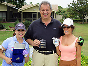 Photos of the 12F Annual Golf Tournament taken in May 2016 in Stuart, Florida. (Photo by Paul Spinelli/SpinPhotos)