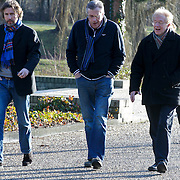 NLD/Amsterdam/20120127 - Uitvaart Jeroen Soer, Jan van Veen