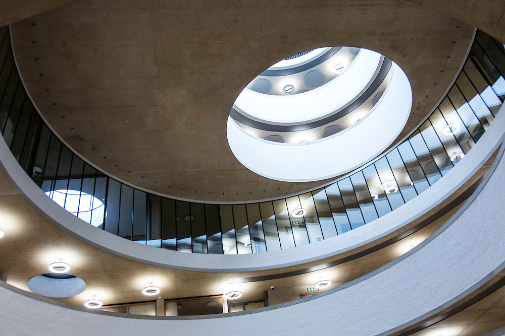 Blavatnik Building Oxford