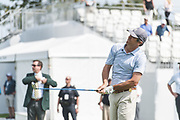 Photography of Patten Cat at the BMW Championship Pro-Am at Conway Farms Golf Club in Lake Forest, IL by Chicago Sports Photographer Chris W. Pestel