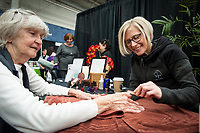 2018 Traverse City Chamber of Commerce Business Expo at the Grand Traverse Resoort and Spa on November 13, 2018.