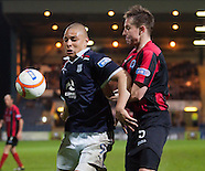 10.04.2012 Dundee v Queen of the South