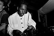 Lil Louis DJing at Enter the Dragon London 1989