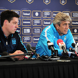 Man City Presser | Melbourne | 20 July 2015