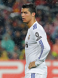 03-05-2011 VOETBAL: SEMI FINAL CL  FC BARCELONA - REAL MADRID: BARCELONA<br /> Cristiano Ronaldo dejected<br /> *** NETHERLANDS ONLY***<br /> ©2011-FH.nl- EXPA/ Alterphotos/ Acero