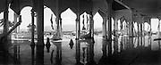 In der zerstoerten Moschee Rahmatullah Lampuuk von Lhoknga bei Banda Aceh. Lhoknga wurde bis auf die Moschee voellig dem Erdboden gleichgamcht..Rahmatullah Lampuuk mosque in the City of Lhoknga.<br /> Murat Tueremis<br /> Germany<br /> +49-171-5437080.<br /> email: murattueremis@t-online.de..