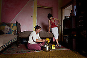 Life of a Roma family living in Bosnia