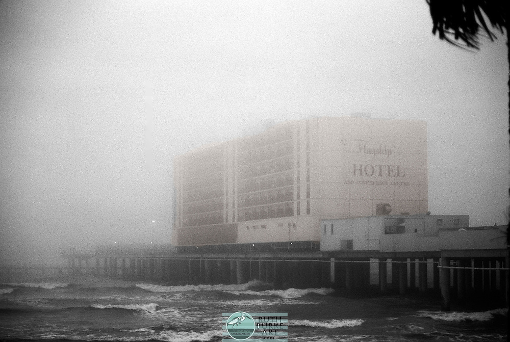 Flagship Hotel In Fog - 1987