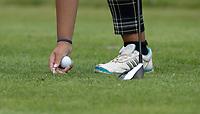 NUNSPEET  -  opteeen, tee, afslaan, speler NGF Nationale selectie golf Nationale team,   COPYRIGHT KOEN SUYK