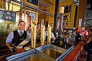 Bar Taberna de la Muralla, Plaza Vieja, Havana Vieja, Cuba.