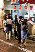 Tokyo, May 18th 2013 - Late friday night in Shibuya.