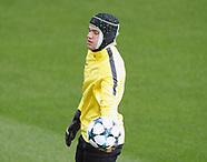 Manchester City Training Session - 12 September 2017