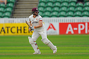 Chris Rogers of Somerset batting during the Specsavers County Champ Div 1 match between Somerset County Cricket Club and Warwickshire County Cricket Club at the Cooper Associates County Ground, Taunton, United Kingdom on 6 September 2016. Photo by Graham Hunt.
