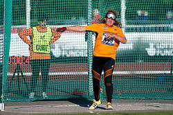 van KRANEN Ingred, 2014 IPC European Athletics Championships, Swansea, Wales, United Kingdom