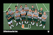 Hurricanes Tennis Team Photos 2002-11