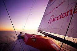 Imoca 60 ACCIONA.Maiden trip, from BREST-FRANCE to PALMA DE MALLORCA-SPAIN