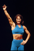 Fitness, Norske Lena Johannesen som har gjort stor suksess i USA.