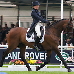 LRBHT14 - Land Rover Burghley Horse Trials - DRESSAGE