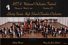 Liberty Senior High School Chamber Orchestra