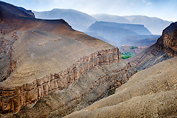 The Dades River carves it's way through the spectacular Dades Gorges, Morocco<br /> <br /> (c) Andrew Wilson | Edinburgh Elite media