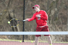 03/22/18 HS Tennis Bridgeport vs. Notre Dame