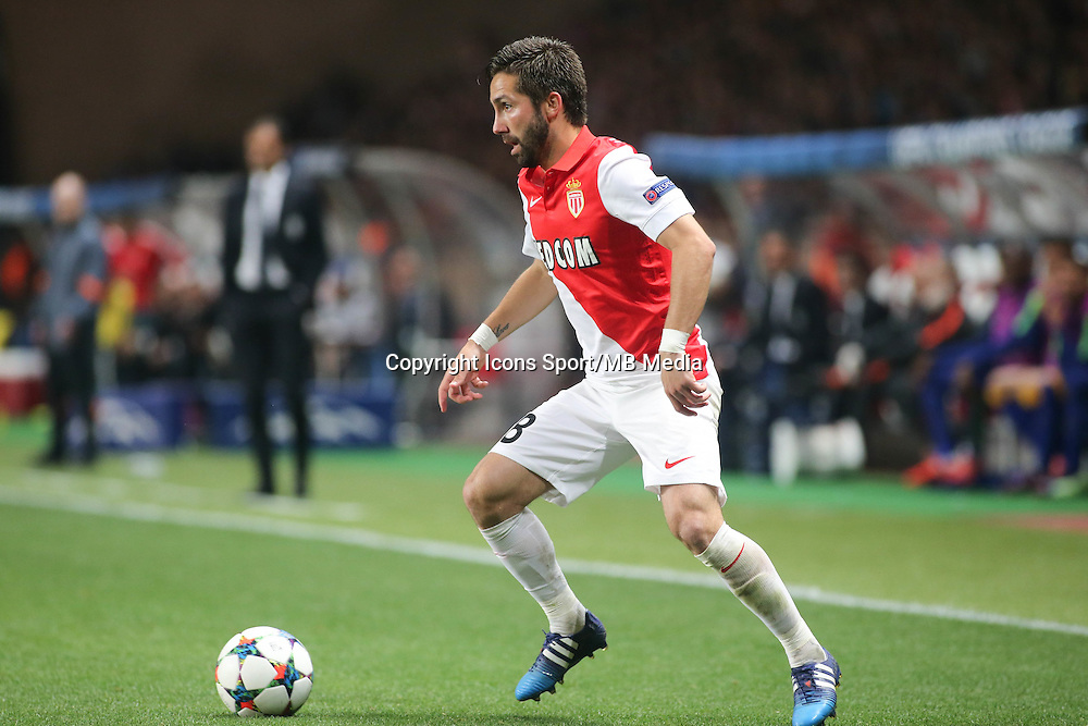 Joao MOUTHINO  - 22.04.2015 - Monaco / Juventus Turin - 1/4Finale retour Champions League<br />