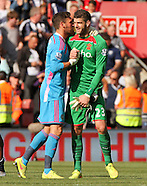 Southampton v West Bromwich Albion 230814