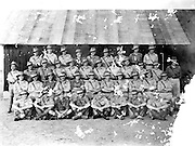 British soldiers who were in charge of Nubian workers.