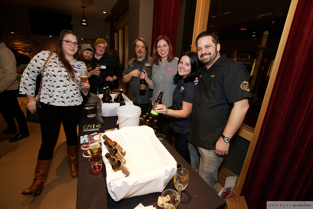 Press Preview Happy Hour for SF Beer Week 2017's photo gallery  Exclusive Press Preview Happy Hour for SF Beer Week 2017 taking place at ThirstyBear Organic Brewery on Tuesday, January 17, 2017 (661 Howard Street, San Francisco, 6:30 pm - 8:30 pm). SF Beer Week 2017 is right around the corner, and the San Francisco Brewers Guild is excited to invite select media to a special sneak peak into what's to be the best SF Beer Week yet. Come meet upwards of 15 renowned SF brewers, taste their latest releases, and hear all about their signature events happening during SF Beer Week 2017.