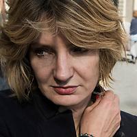 L'écrivaine Monica Sabolo
