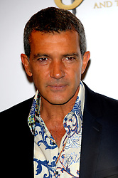 Antonio Banderas during the UK Premiere of 'Justin and the Knights of Valour, London, United Kingdom. Sunday, 8th September 2013. Picture by Chris  Joseph / i-Images